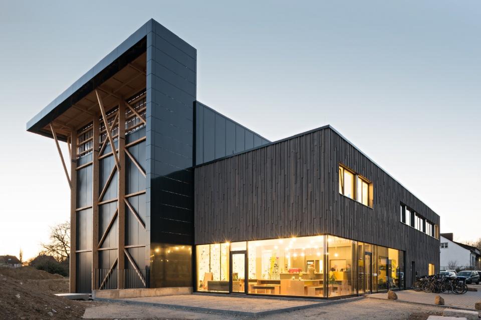 Architekten Weimar projektseite kletterhalle des dav in weimar gildehaus partner